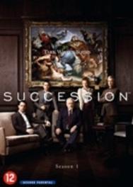 Succession - Seizoen 1, (DVD) BILINGUAL /CAST: BRIAN COX, HIAM ABBASS DVDNL