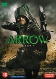 Arrow - Seizoen 6, (DVD) BILINGUAL /CAST: STEPHEN AMELL, KATIE CASSIDY DVDNL