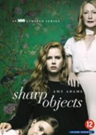 Sharp objects - Seizoen 1, (DVD) BILINGUAL /CAST: AMY ADAMS, PATRICIA CLARKSON Flynn, Gillian, DVDNL