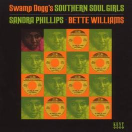 SWAMP DOGG'S SOUTHERN SOU ..BETTE WILLIAMS Audio CD, SANDRA/BETTE WI PHILLIPS, CD