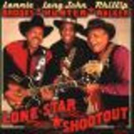 LONE STAR SHOOTOUT W/ LONGJOHN HUNTER, PHILIP WALKER Audio CD, LONNIE BROOKS, CD
