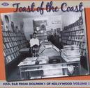 TOAST OF THE COAST -2- * 1950S R&B FROM DOLPHIN'S OF HOLLYWOOD *