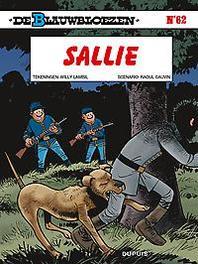 BLAUWBLOEZEN 62. SALLIE BLAUWBLOEZEN, Cauvin, Raoul, Paperback
