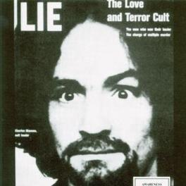LOVE & TERROR CULT Audio CD, CHARLES MANSON, CD