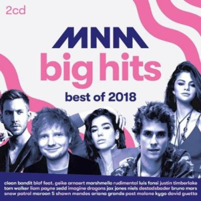 MNM BIG HITS - BEST OF.. .. 2018 V/A, CD