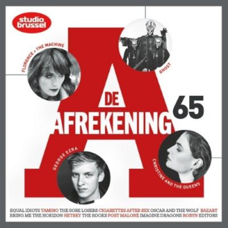 AFREKENING 65 V/A, CD