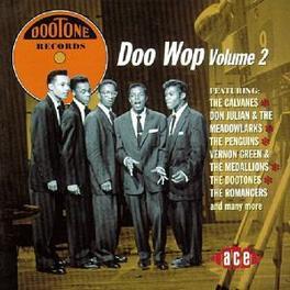 DOOTONE DOO WOP VOL.2 Audio CD, V/A, CD