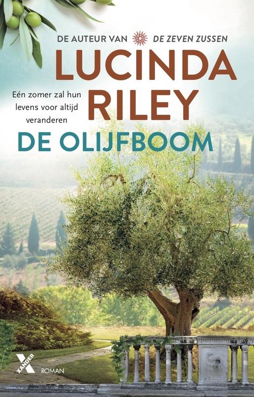 De olijfboom Riley, Lucinda, Paperback