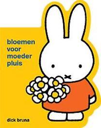 nijntje cadeauboekje bloemen voor moeder pluis. Dick Bruna, Hardcover