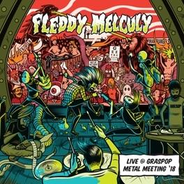 LIVE @.. -DIGISLEE- ..@ GRASPOP METAL MEETING 2018) / INCL. BONUS TRACK FLEDDY MELCULY, CD