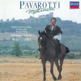 MATTINATA Audio CD, LUCIANO PAVAROTTI, CD