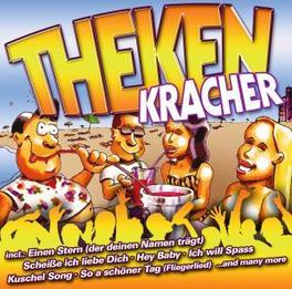 THEKENKRACHER TR:SO A SCHONER TAG/HORST DU DIE REGENWURMER HUSTEN/SCH Audio CD, V/A, CD