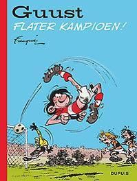 GUUST FLATER BEST OF 09. FLATER KAMPIOEN (HERDRUK) GUUST FLATER BEST OF, Jidéhem, Paperback