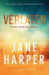 Verlaten Jane Harper, Paperback