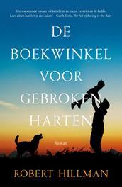 De boekwinkel voor gebroken harten Robert Hillman, Paperback