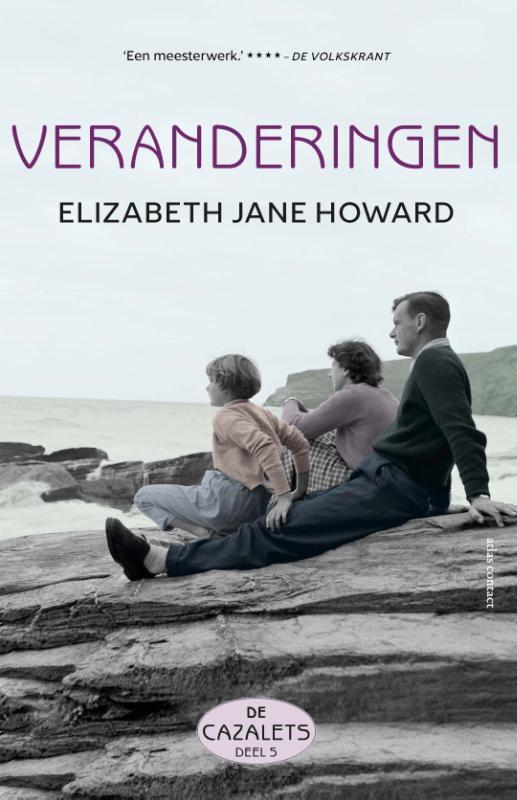Veranderingen Elizabeth Jane Howard, Paperback