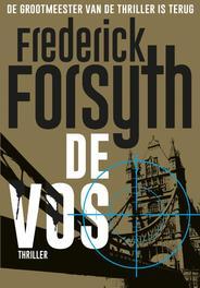 De Vos Frederick Forsyth, Paperback