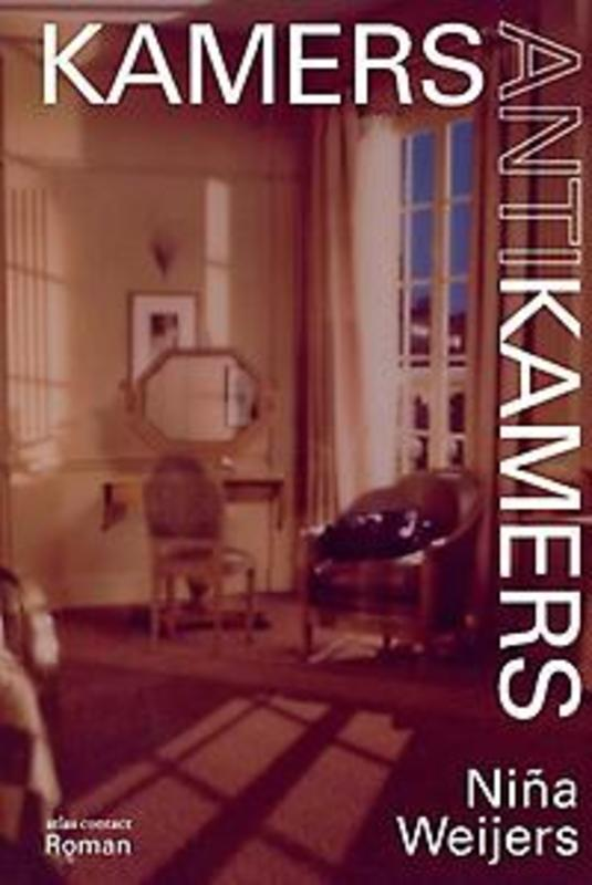 KAMERS ANTIKAMERS Niña Weijers, Paperback