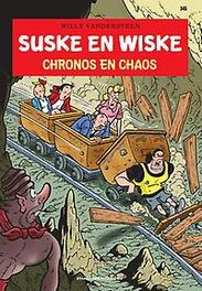 346 Chronos en chaos Willy Vandersteen, Paperback