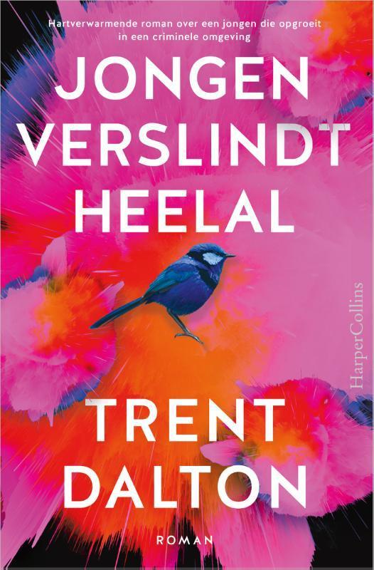 Jongen verslindt heelal Trent Dalton, Paperback