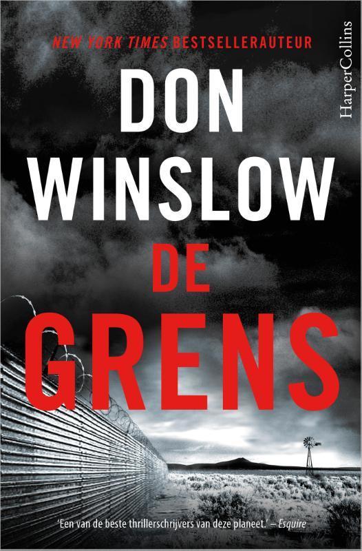 De grens Don Winslow, Paperback