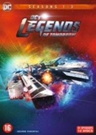 Legends of tomorrow - Seizoen 1-3, (DVD) DVDNL