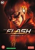 Flash - Seizoen 1-4 , (DVD)