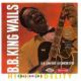 BB KING WAILS -BONUS- CROWN SERIES VOL.2 Audio CD, B.B. KING, CD