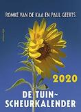De tuinscheurkalender: 2020