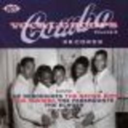 COMBO VOCAL GROUPS 2 26 DOO WOP TR. W. STARLITERS, PARAMOUNTSM SHARPS Audio CD, V/A, CD