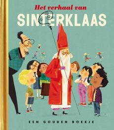 Het verhaal van Sinterklaas. Gouden Boekjes, Sjoerd Kuyper, Hardcover