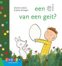 een ei van een geit? Martine Letterie, Hardcover