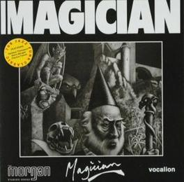 MAGICIAN FT. MO FOSTER Audio CD, STAN BUTCHER, CD