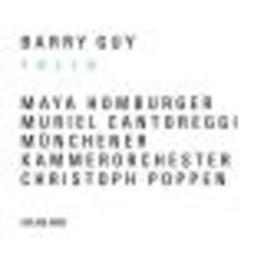 FOLIO W/MAYA HOMBURGER, CANTOREGGI Audio CD, B. GUY, CD