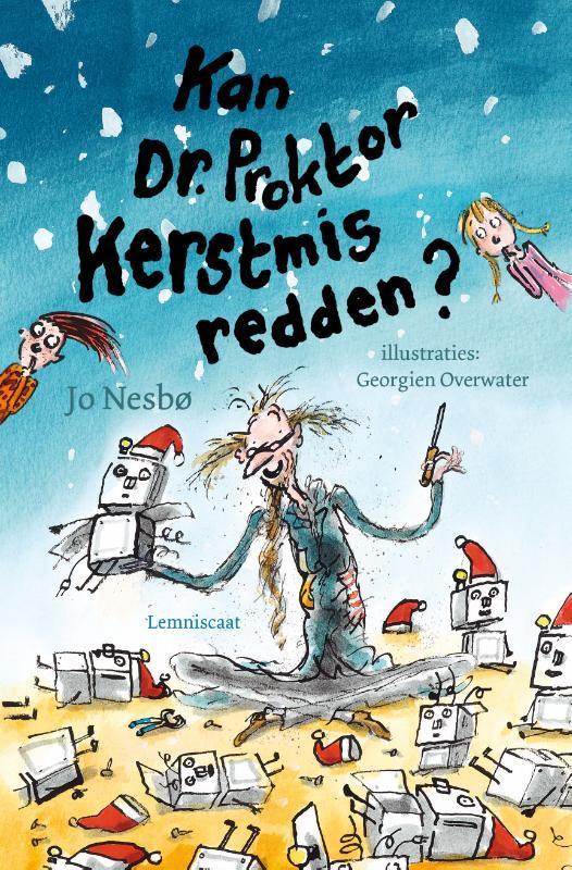Kan Dr. Proktor kerstmis redden? Jo Nesbo, Hardcover