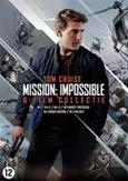 Mission impossible 1-6 , (DVD)