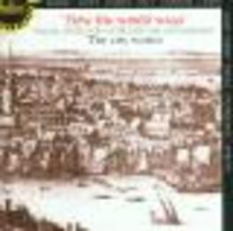HOW THE WORLD WAGS-SOCIAL ...MUSIC FOR A 17TH CENTURY ENGLISHMAN-ANON/LOCKE/RAVEN Audio CD, CITY WAITES, CD