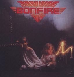 DON'T TOUCH THE LIGHT Audio CD, BONFIRE, CD