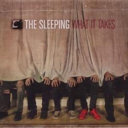 WHAT IT TAKES Audio CD, SLEEPING, CD