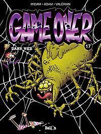 GAME OVER 17. DARK WEB GAME OVER, Valérian, Paperback