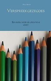 Verspreekgezegdes. Een boek voor de creatieve geest, Paul Emons, Paperback