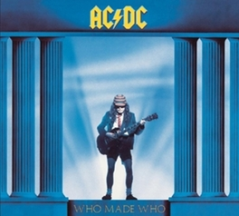 WHO MADE WHO AC/DC, LP