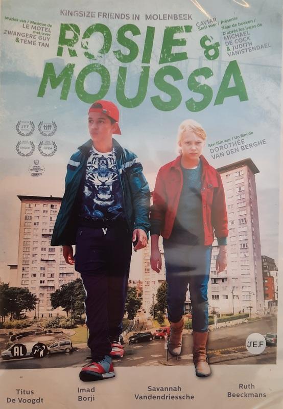 Rosie & Moussa, (DVD) Vanistendael, Judith, DVD