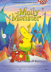 Molly monster, (DVD)