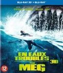 Meg (3D), (Blu-Ray)