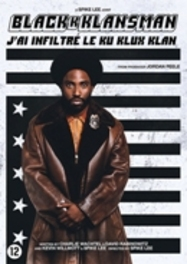 Blackkklansman, (DVD) BILINGUAL /CAST: TOPHER GRACE, ADAM DRIVER Stallworth, Ron, DVDNL