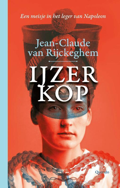 IJzerkop Jean-Claude van Rijckeghem, Hardcover