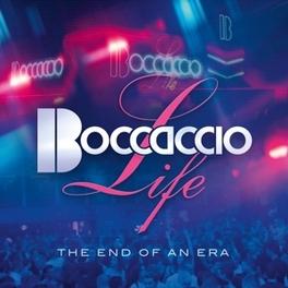 BOCCACCIO -END OF AN ERA V/A, CD