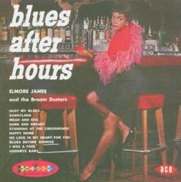 BLUES AFTER HOURS ORIG. CROWN ALBUM, INCL. BONUS TR. Audio CD, ELMORE JAMES, CD