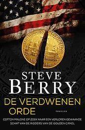 De verdwenen orde Steve Berry, Paperback